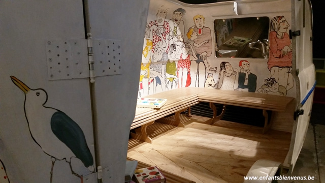 garage manger enfants bienvenus be. Black Bedroom Furniture Sets. Home Design Ideas